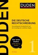 Buchcover Duden 1_28. Auflage