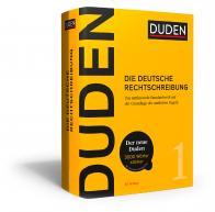 Buchcover: Rechtschreibduden