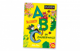 Buchcover: ABC im Zauberwald