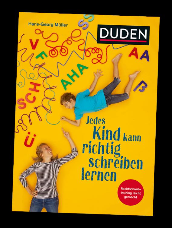 Buchcover: Jedes Kind kann schreiben lernen
