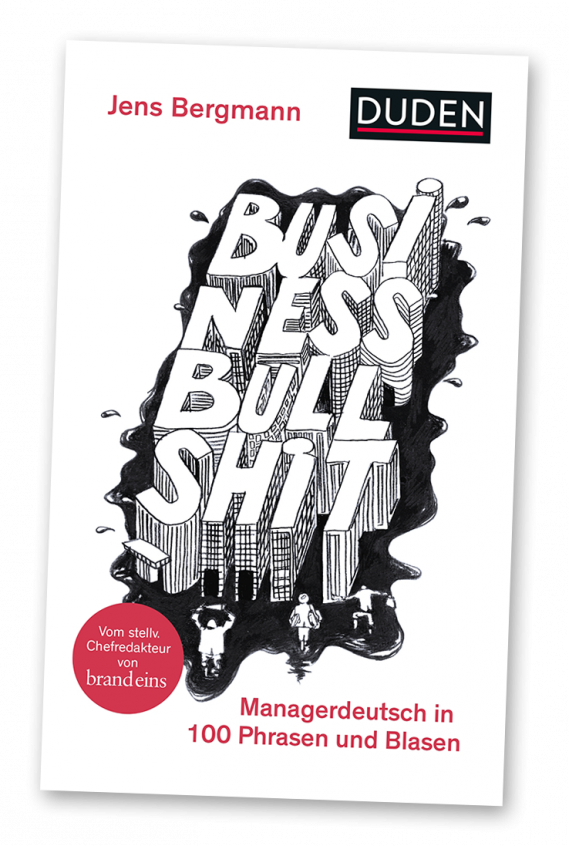 Buchcover: Business Bullshit