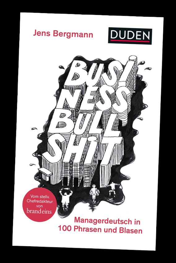 Buchcover: Business Bullshit