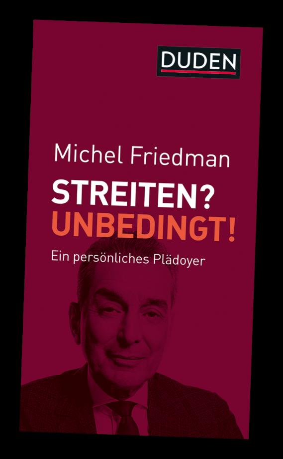 Buchcover: Streiten